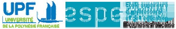 ESPE de la Polynésie française Logo